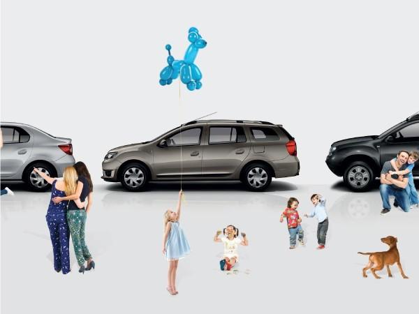 Dacia – izbor mailingov