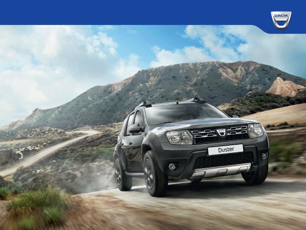 Dacia Duster – mailing