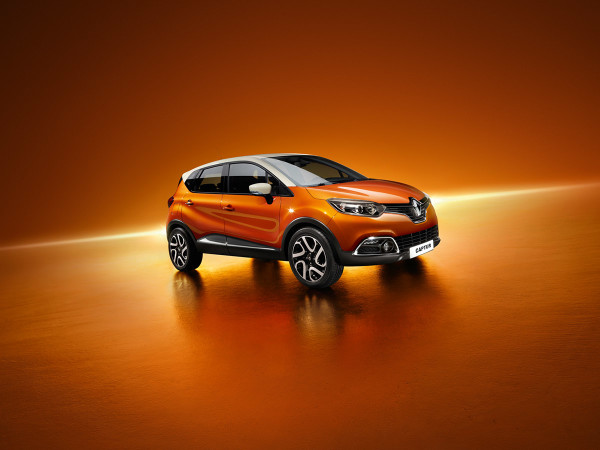 Renault Captur – mailing